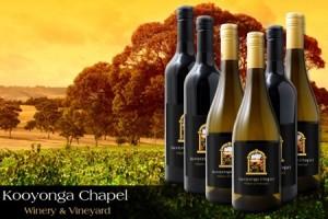 Kooyonga Chapel wines